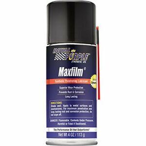 Royal Purple Maxfilm Synthetic Penetrating Lubricant 10035 - 4Oz spray can