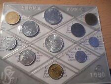 Kursmünzensatz 1980 Italien in der Original Verpackung Stempelglanz
