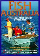 Fish Australia by Cartography Penguin (Hardback, 1995)