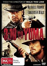 3:10 TO YUMA - BRAND NEW & SEALED REGION 4 DVD (RUSSELL CROWE, CHRISTIAN BALE)