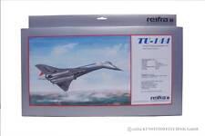 TU-144 Aeroflot Modell Bausatz 1:100 Tupolew TU 144 Flugzeugmodell reifra
