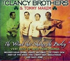 CLANCY BROTHERS & TOMMY MAKEM THE WIND THAT SHAKES THE BARLEY CD - IRISH REBEL