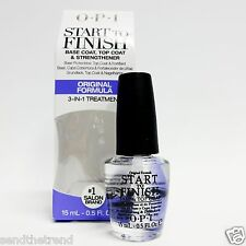 OPI Nail Treatment - Start To Finish 3 in 1 Original Formula .5oz/15ml