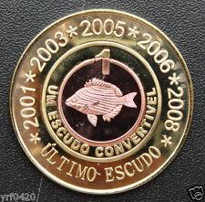 New listing Cabinda Bimetal Coin 2005 Unc