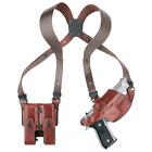NEW! Aker Leather 101 Comfort-Flex Shoulder Holster H101TPRU-MP4045
