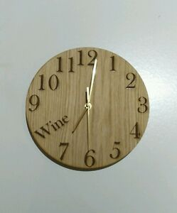 Clocks, Wine O'Clock, Beer / Vodka O'Clock & More. Walls Clocks, Novelty Clocks