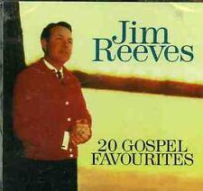 Jim Reeves - 20 Gospel Favourites [New CD]