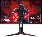AOC 27G2U/BK 27 inch IPS 144Hz 1ms Gaming Monitor - Full HD, 1ms, Speakers, HDMI
