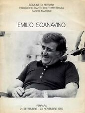 SCANAVINO Emilio, Emilio Scanavino