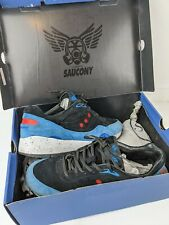 SAUCONY x FOOT PATROL Only In Soho SHADOW 6000 Trainer UK 9 EU 44 - KITH 2013