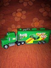 CARS - CHICK HICKS HAULER - Camion - Loose Mattel Disney Pixar SFUSO NUOVO mack