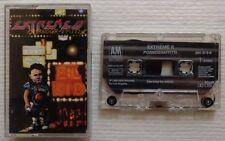 Near Mint (NM or M-) Hard Rock Music Cassettes