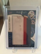 2015 Immaculate Collection Rookie Jerseys Numbers Robert Woods 11/31 Jumbo Dirty