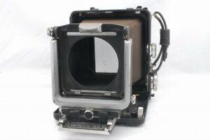 Wista 45D 4x5 45 D Large Format Black Field Camera Body *484580