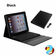 Black Leather Tablet eBook Cases, Covers & Keyboard Folios