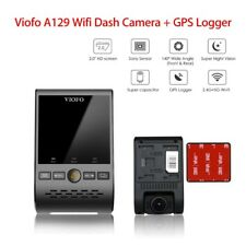 """Original  Viofo A129 5Ghz FHD Wi-Fi GPS Dash Camera 2.0"""" LCD DVR 140° F1.6 Lens"""