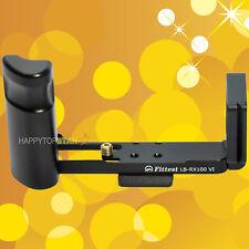 Quick Release L-Bracket Camera Vertical Grip RRS For SONY RX100VI RX100 V 5 VI 6