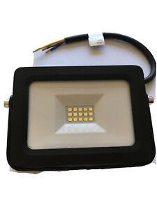 Pro Elec Floodlight 10 Watt LED IP65 800 Lumens Patio Garden Outdoor Security...