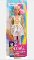 Barbie Fairy Doll Dreamtopia Sweetville 11.5-Inch Doll with Pink Hair. New!