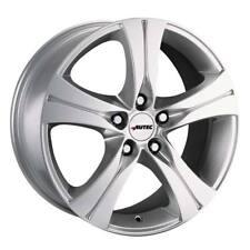 18 inch Autec Ethos 5x108 SILVER 5 stud Ford Lancia alloy wheels