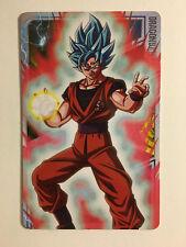 Dragon Ball Super Card Gum Part 3 - SSGSS Son Gokou