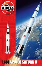 New Release Airfix 1:144th Scale Apollo Saturn V 50th Anniversary Model Kit.
