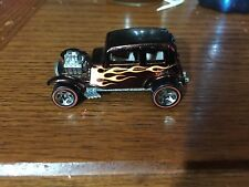 Vintage Hot Wheels 32' Ford Vicky  Brown Red Line Thailand