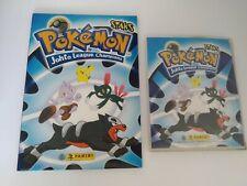 Rare Lot POKEMON Pokémon Stacks Grande Collection avec Carnet + Plateau