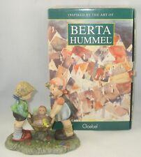 "1996 Goebel Berta Hummel Figurine ""SPECIAL DELIVERY"" BH 10 With Original Box"