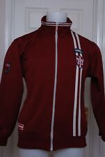 Hummel tracksuit top small mens by Handskull (UK) vintage jacket
