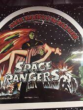 Neil Merryweather, Space Rangers, Vinyl Album In Excellent Condition