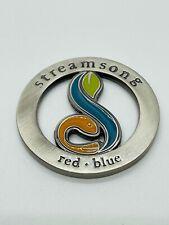 Streamsong Golf Resort Florida Silver Cutout Milled Ball Marker Coin Mint Rare