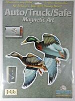 Rivers Edge Mallard Ducks Auto Truck Safe Magnetic Art Non-Adhesive Removable