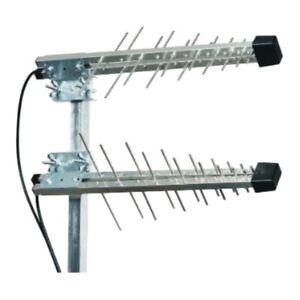 Iskra P-32-L700-2.5 P-32 L700 U-MIMO LTE Antenna SMA Male connectors Cables 2.5m