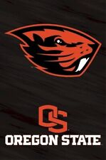 OREGON STATE BEAVERS ~ BENNY 22x34 POSTER NCAA University College NEW/ROLLED!