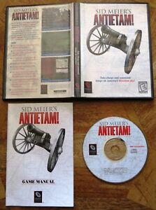 Sid Meier's Antietam! (PC CD-ROM) - V.G.C.