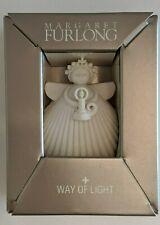 New ListingNew 2001 Margaret Furlong Angel Ornament 'Way of Light' Candle Shell Ornament