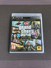 Grand Theft Auto Episodes From Liberty City - Jeu Playstation 3 PS3 - Complet FR
