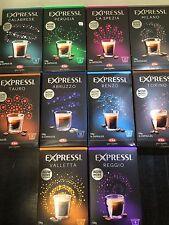 Expressi K-fee Coffee Machine Capsules Pods ALDI - 80 caps (5 boxes) u choose