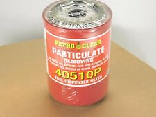 Petro-Clear 4051Op Filters, New. Case of 12 filters.Limited number left