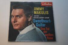 "Jimmy Makulis - Sweetheart-Guitar - 7"" Ariola"