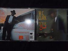 CD W.C CLARK / TEXAS SOUL /