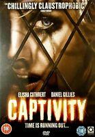 Captivity (DVD, 2007) Like New