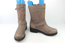 Boots COOLWAY Leather Taupe T 40 VERY GOOD CONDITION