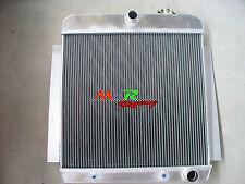 for CHEVY PICK UP TRUCK V8 1955-1959 56 57 58 aluminum radiator brand new