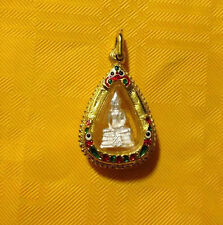 Traditional Authentic Thai Buddhist Amulet Pendant Protection From Bad Spirits31