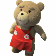 Ted Movie Teddy Bear Shirt Plush Stuffed Animal Soft Doll Pillow 18'' Toy Gift