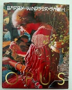 Opus Volume 1 Barry Windsor-Smith Hardcover/1999/Fantagraphics/First Edition