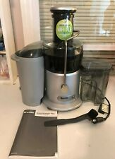 Breville Juice Fountain Plus Juicer Model JE98XL