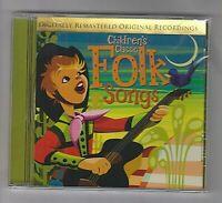 Children's Classic Folk Songs (CD: Children's, Music, Singalongs, Educational) 2